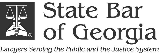 Image result for state bar association logo georgia